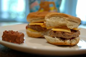 lunchables hamburger
